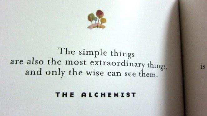 The Alchemist Quote