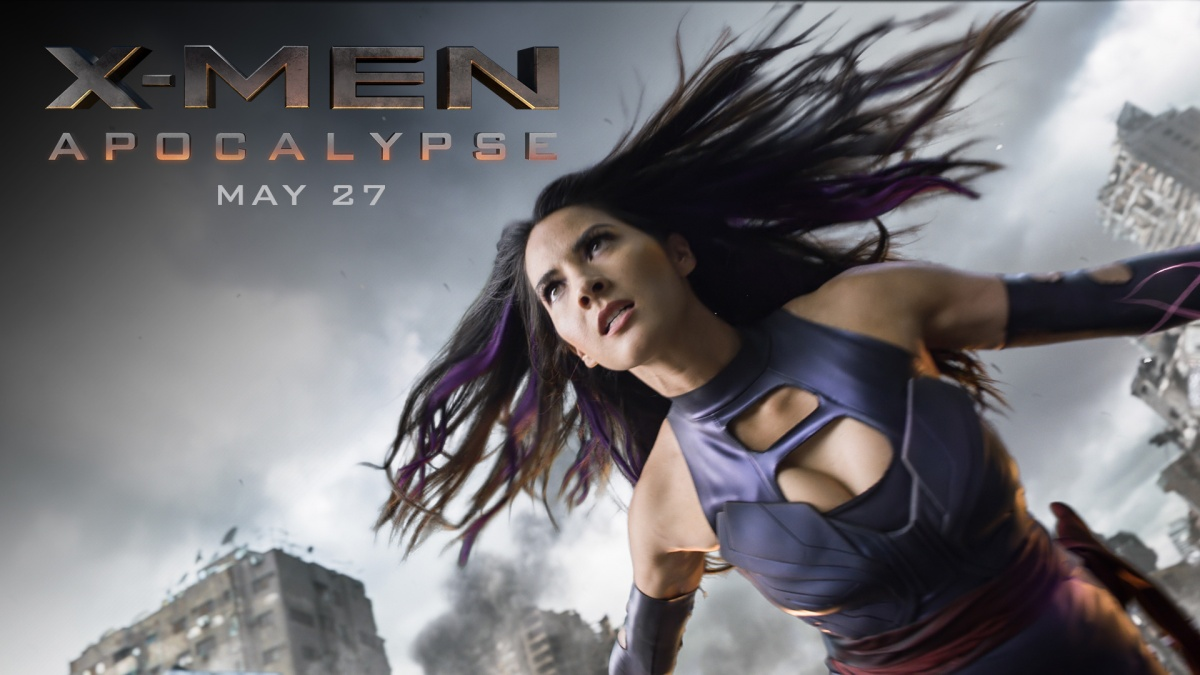 X-Men: Apocalypse ~ Movie Review ~ Everything You Expected Is Here, But It Doesn't Had Anything New To The Franchise Or The Genre